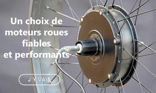 Moteur roue electrique Xofo et bafang