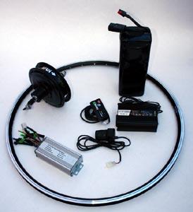 Kit complet kit velo electrique